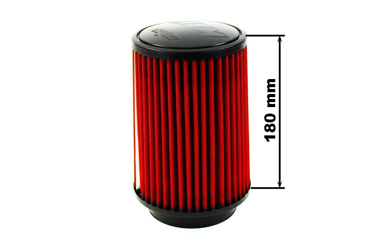 Filtr stożkowy AEM 21-2047DK 80-89MM - GRUBYGARAGE - Sklep Tuningowy